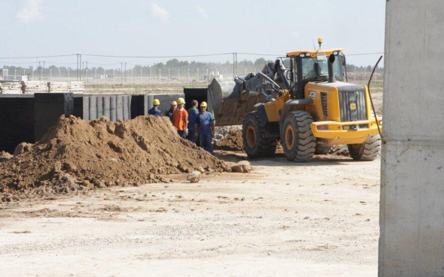 Baltijos AE statybos