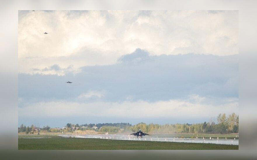 Зингерис предлагает переименовать Зокняйский аэродром в аэродром им. Р.Рейгана