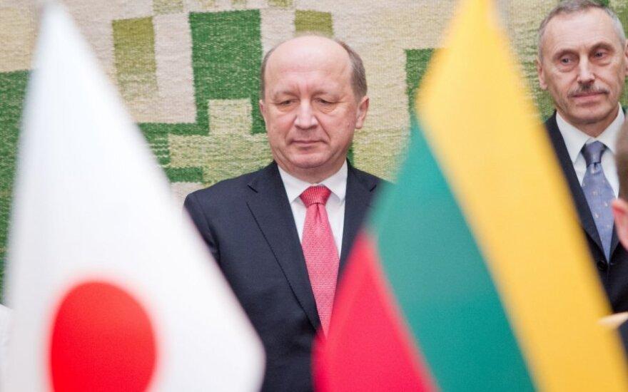 Премьер: инициирование референдума может внести сумятицу в переговоры о строительстве Висагинской АЭС