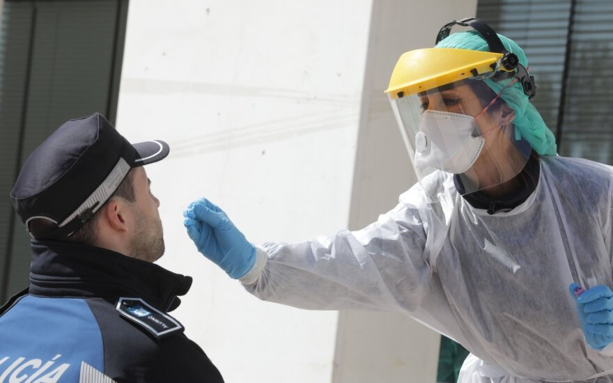 В Литве подтвердили 9 новых случаев коронавируса