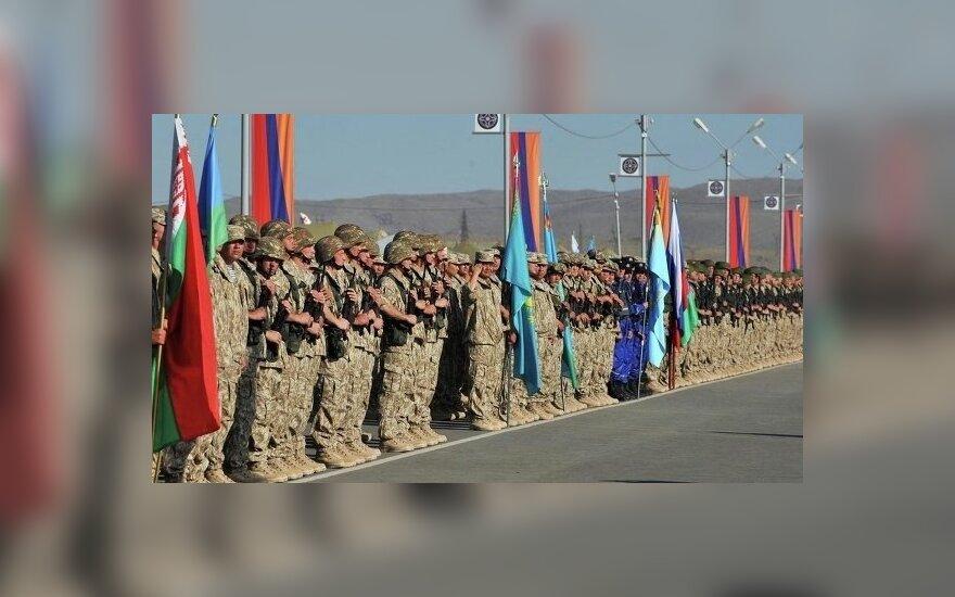 Контингенты КСОР ОДКБ приведены в состояние повышенной готовности