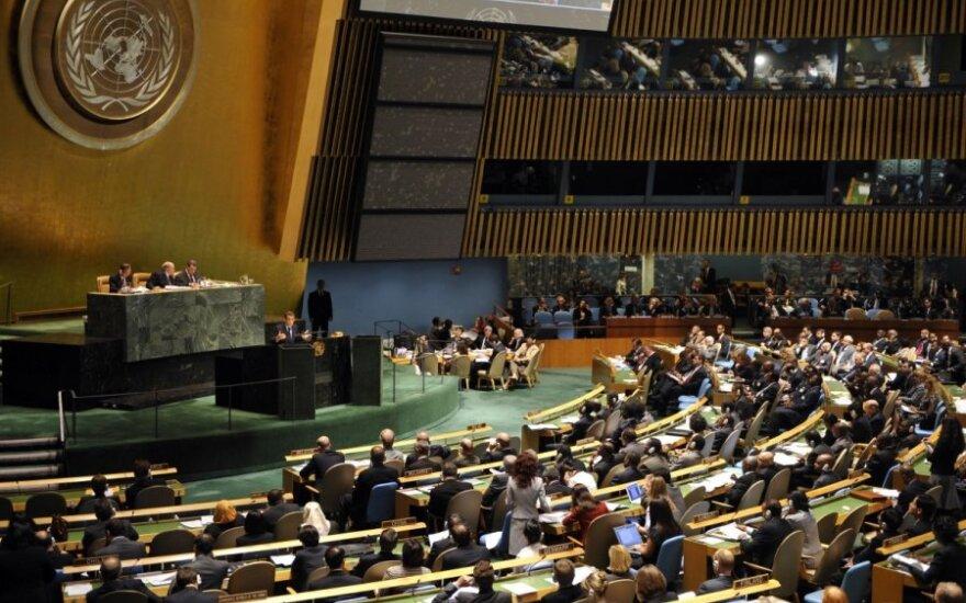 Rosja wybrana do Rady Praw Człowieka ONZ