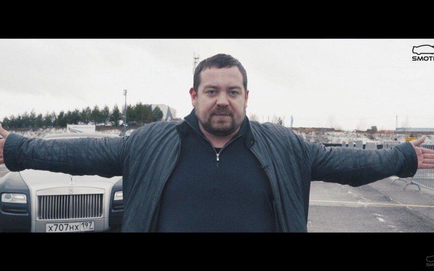 """В Москве арестовали основателя автомобильного сообщества """"Смотра.ру"""""""