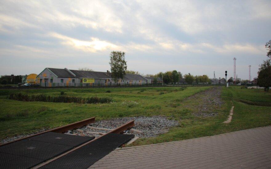 Начинаются работы по восстановлению железнодорожной ветки в Латвию