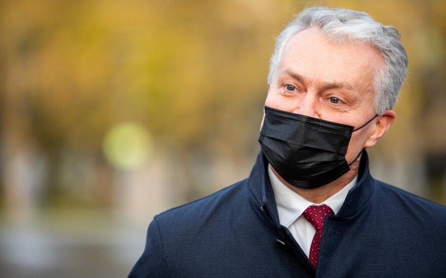 Перед длинными выходными президент Литвы просит жителей вести себя ответственно