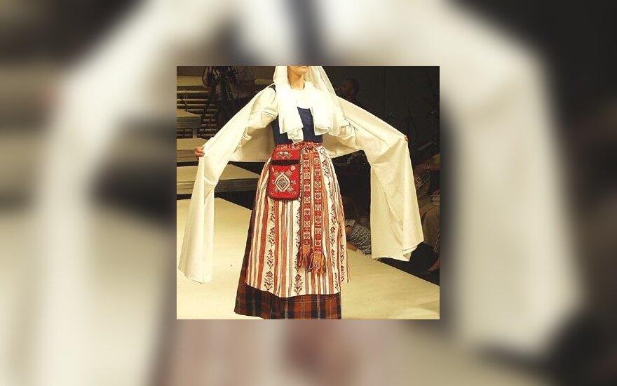"""""""Tautinis lietuvių kostiumas"""""""