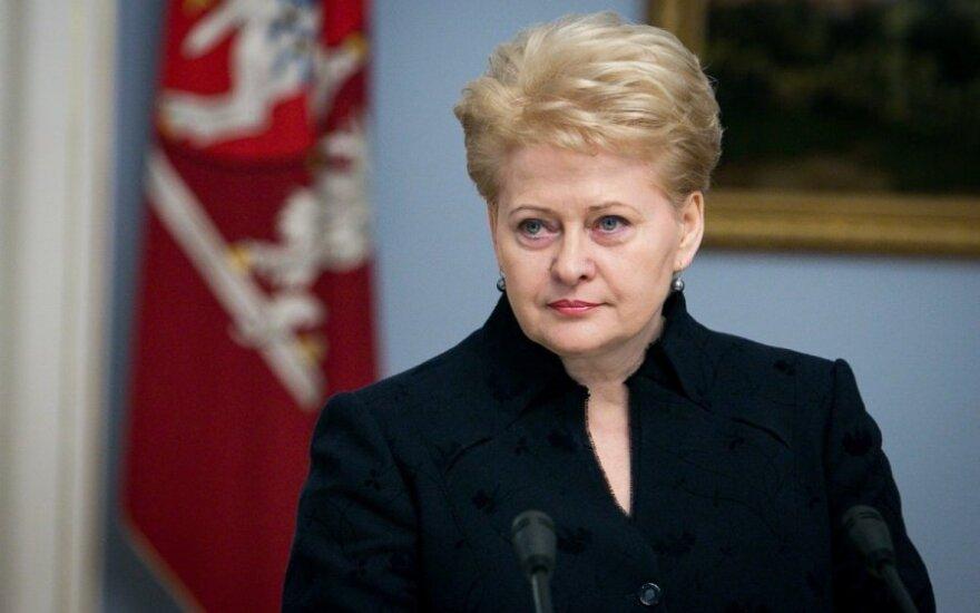 Президент Литвы: Украина на пороге гражданской войны