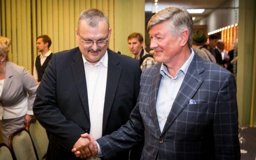 Партию труда на выборы поведет Кястутис Даукшис
