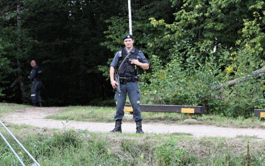 В Вильнюсе поезд насмерть сбил велосипедиста
