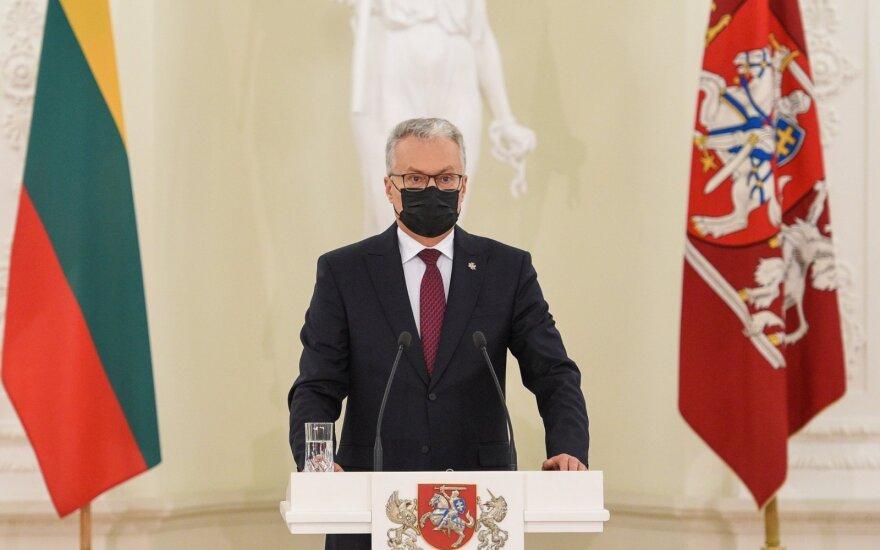 Президент Литвы: пандемия коронавируса не должна увеличивать социальное отчуждение