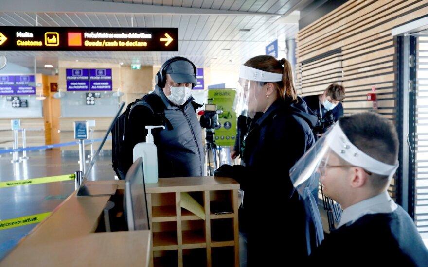 95 новых случаев за сутки: в Латвии новый пик заболеваемости Covid-19