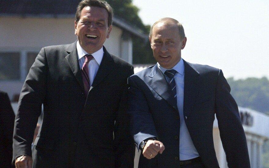 СМИ Британии: Путин намеревается поссорить Европу и США