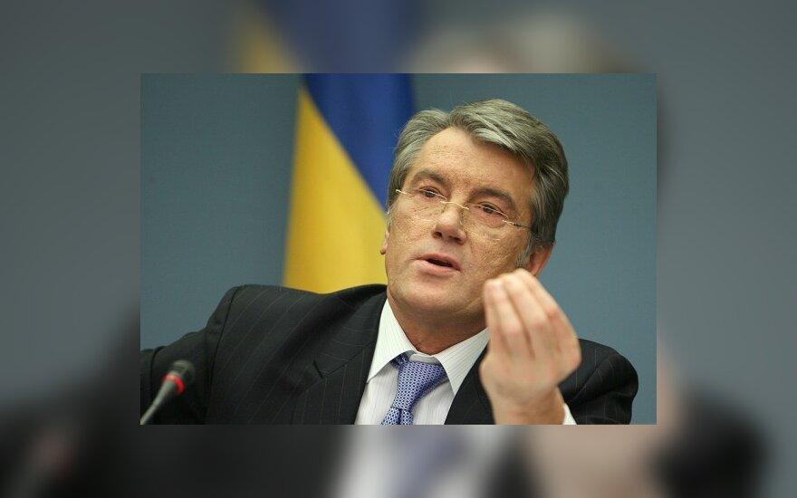 Ющенко не боится рейтингов и идет на второй срок