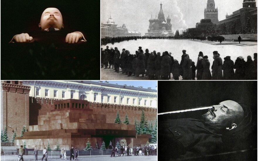 Зюганов ответил на предложение заменить тело Ленина резиновой куклой
