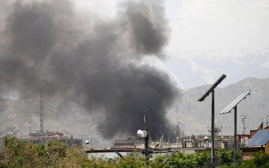 Kabule nuaidėjo galingas sprogimas