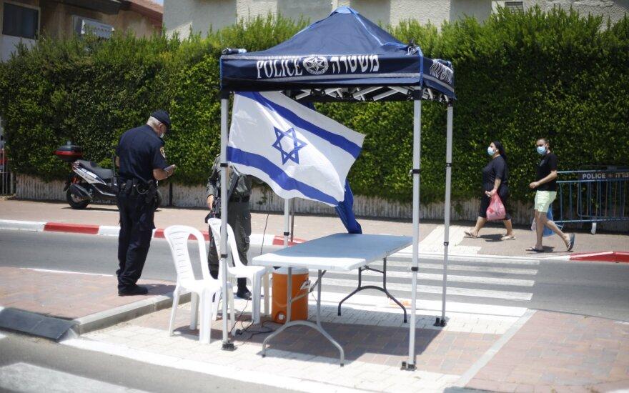 Израиль вводит повторный локдаун с 18 сентября