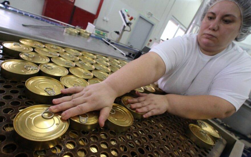 В России резко вырос спрос на латвийские шпроты