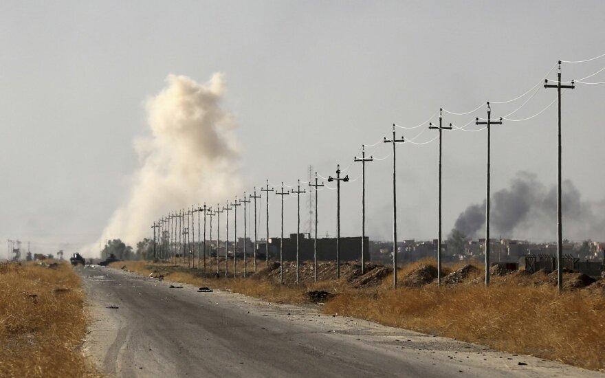В Ираке взорван конвой эвакуировавшихся с территории ИГ: минимум 18 погибших