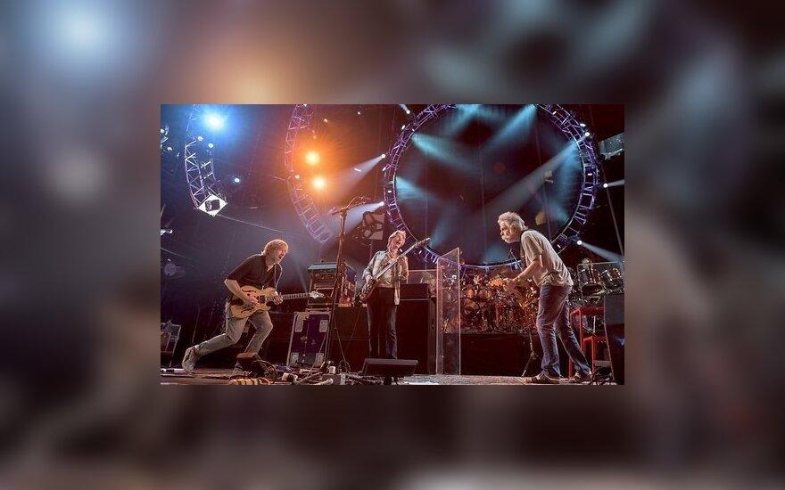 Grateful Dead отыграли прощальный концерт