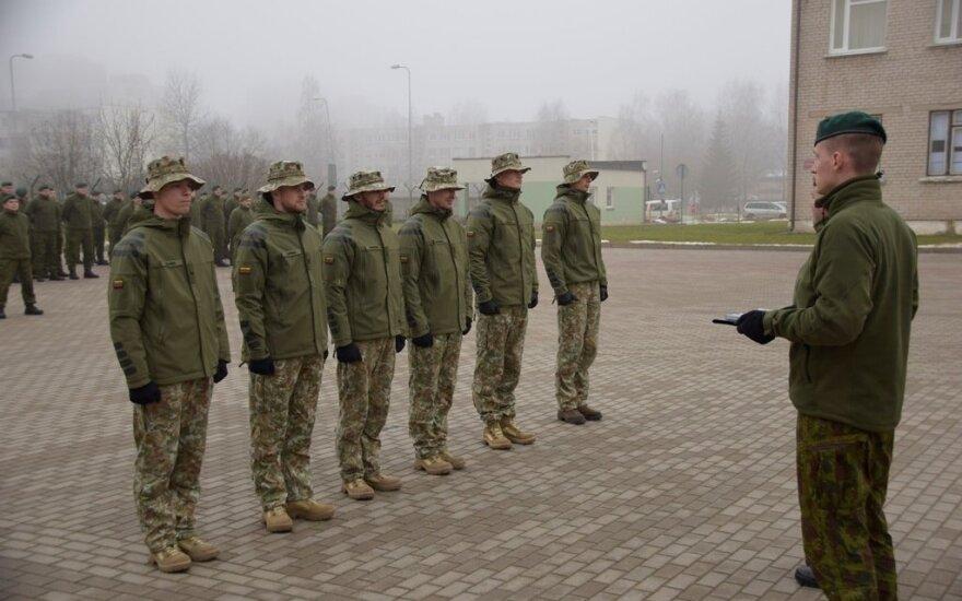 В Вильнюсе наградят литовских военных, вернувшихся из Ирака