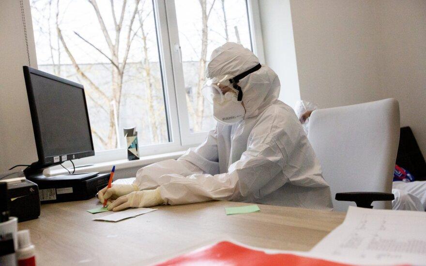 Эпидемиолог: в Литве первый случай коронавируса вычислили по нетипичным симптомам