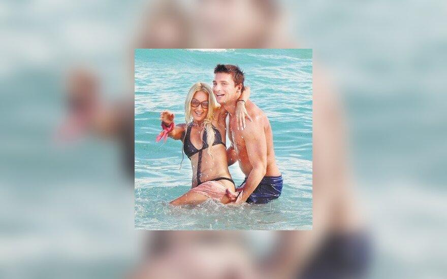 Лазарев и Кудрявцева решили продать свой отпуск