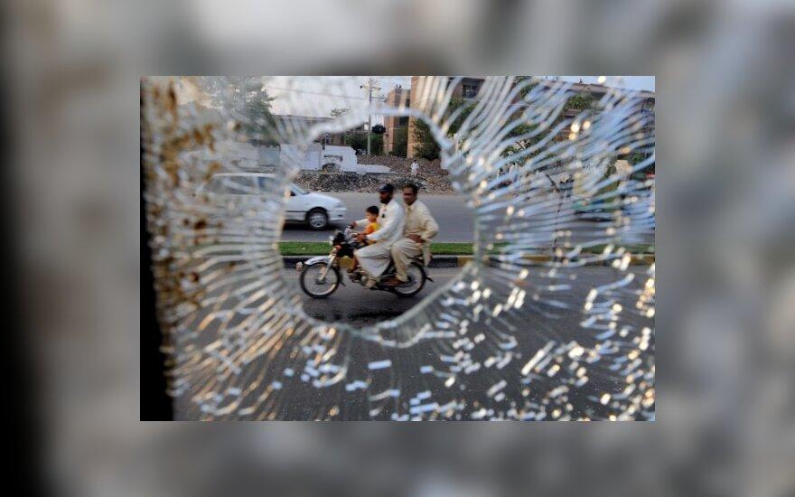 В Пакистане арестованы боевики из России