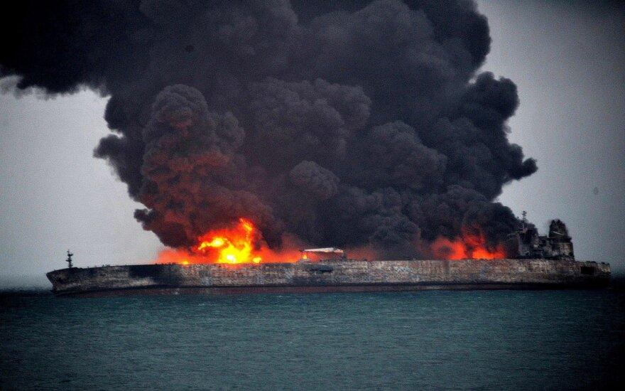 Виновен ли Иран во взрывах танкеров в Оманском заливе?