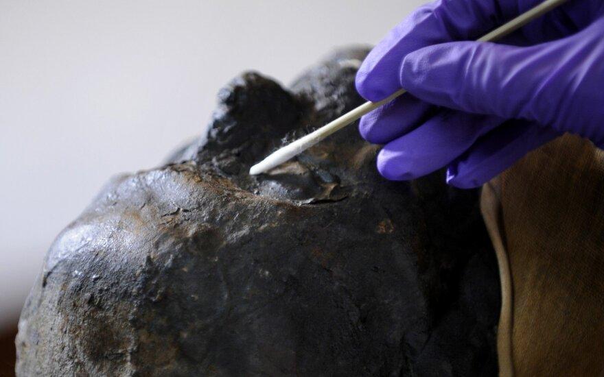 Британские ученые воспроизвели голос жреца, умершего 3000 лет назад