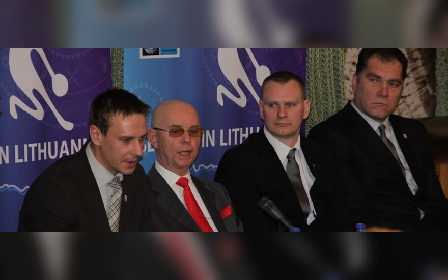 """Eurobasket 2011"" pristatymas Maskvoje"