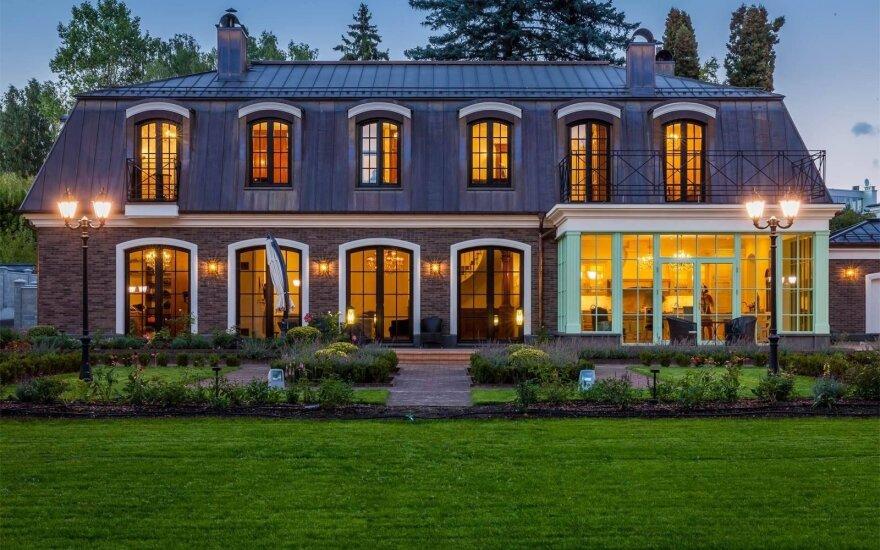 Роскошный дом все еще не нашел своего покупателя
