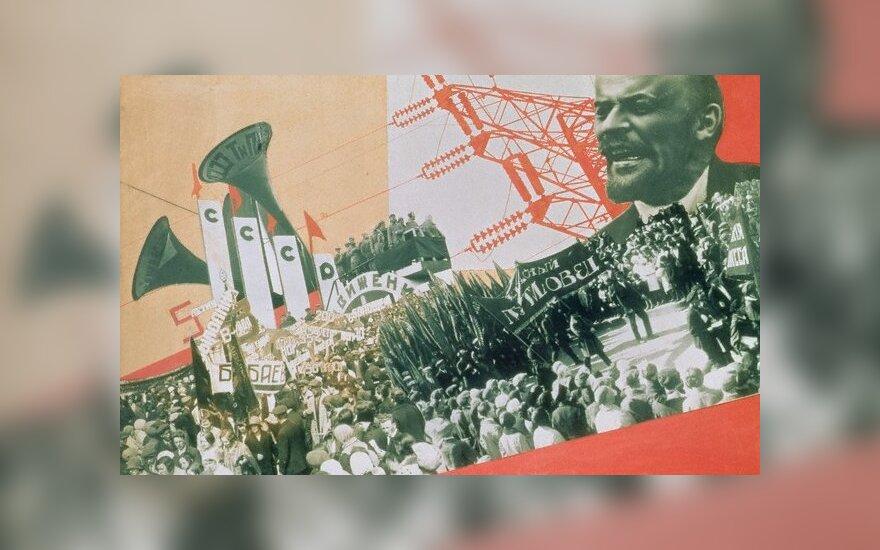 Историк: Европейцам помогут узнать о советском тоталитаризме