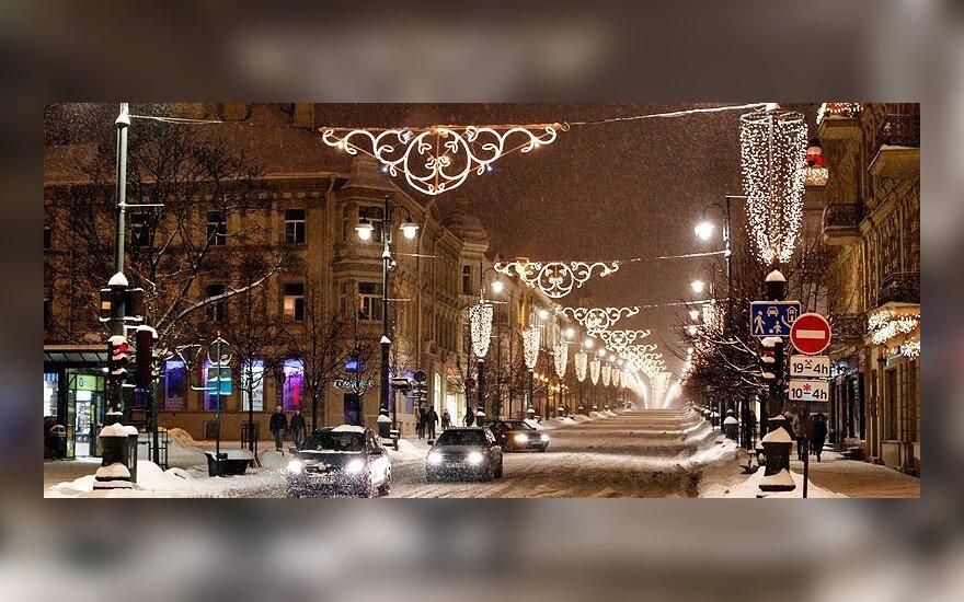 Опрос: иностранцам в Вильнюсе сложно ориентироваться