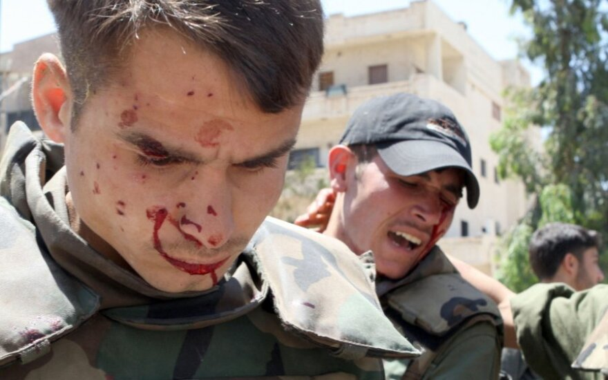 Syria: Konfrontacja pochłania codziennie do 700 ofiar