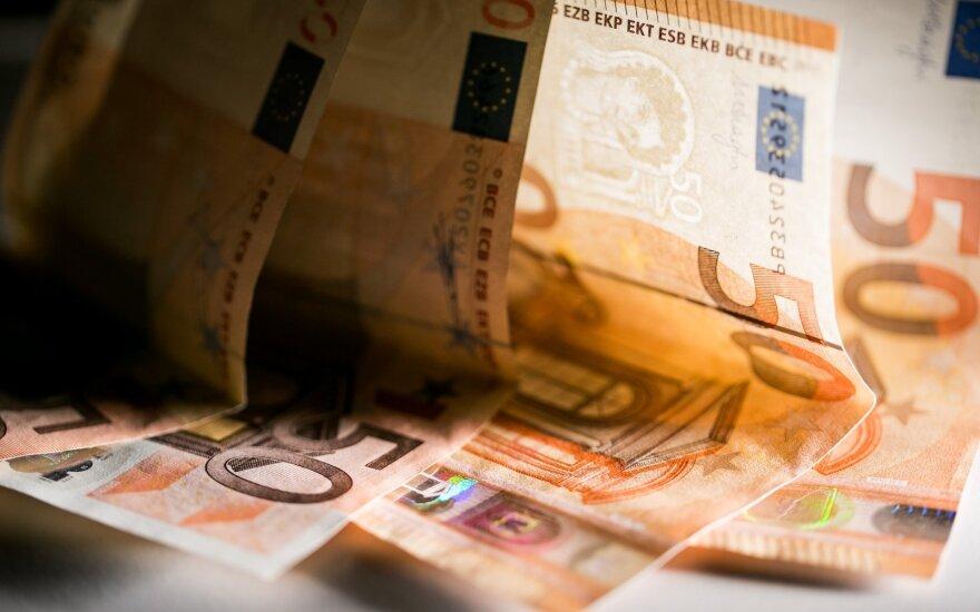 Самые большие зарплаты в Литве за ноябрь: кому платили больше 10 000 евро