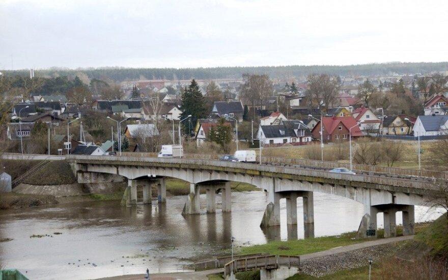 Tiltas Ukmergėje