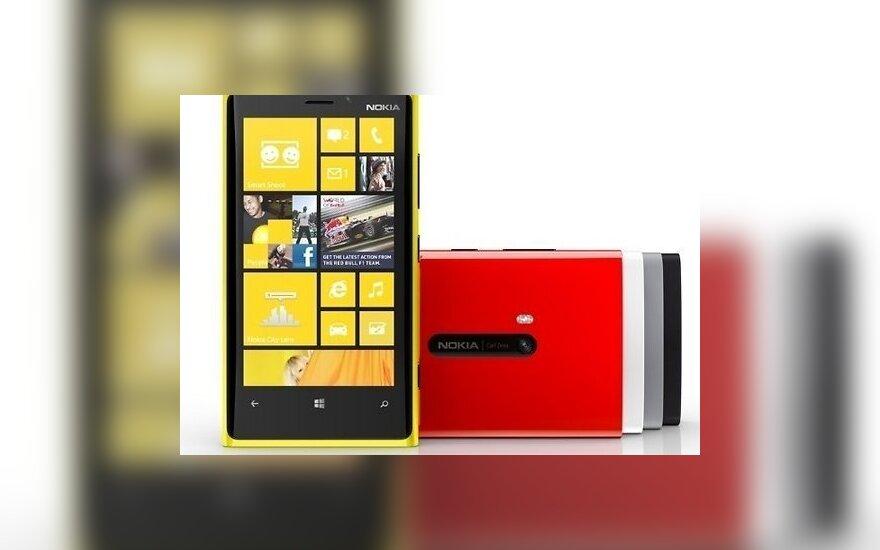 Nokia представила смартфон с беспроводной зарядкой