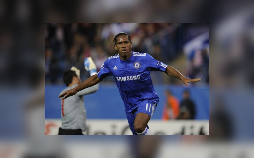 "Didier Drogba (""Chelsea"")"