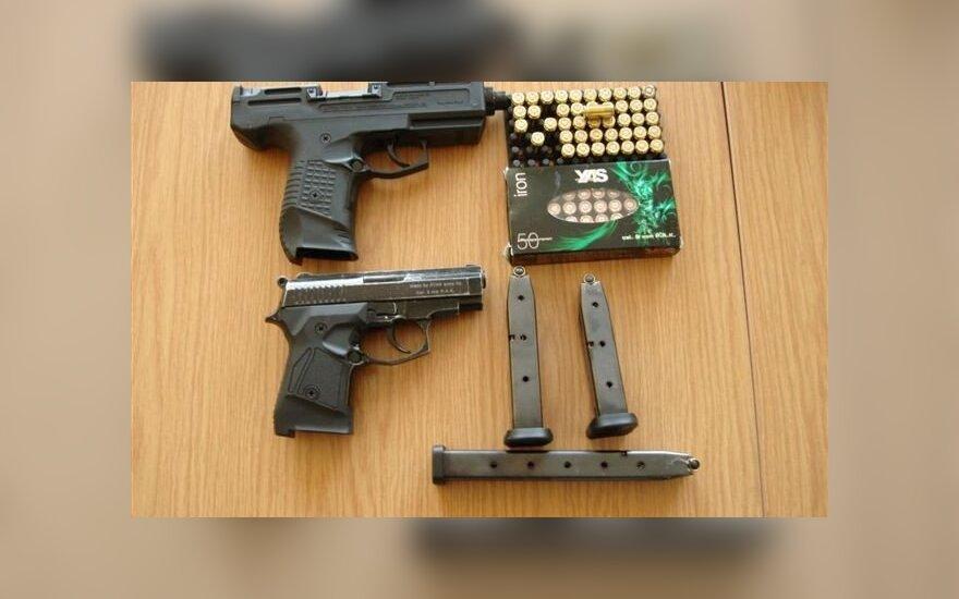 Литва подписала договор, регламентирующий торговлю оружием