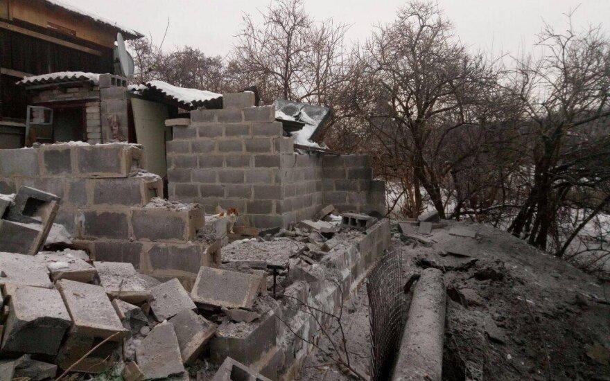 Жители украинской Авдеевки: они просто выживают весь город