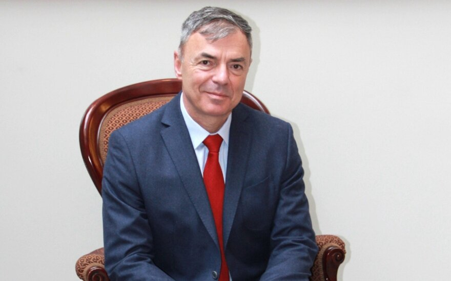 Sergejus Ignatovas, EHU nuotr.