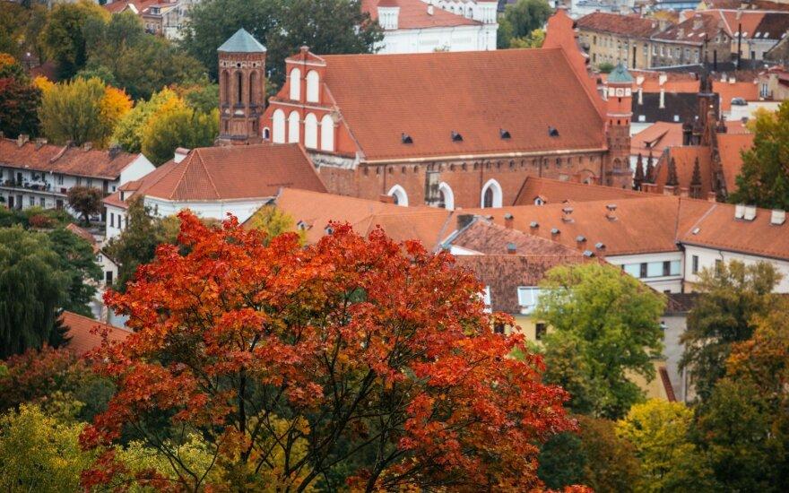 Климатолог: такого сентября в Литве не было 50 лет