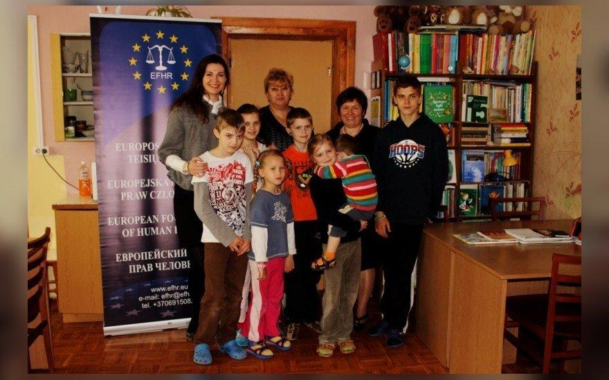 """Dzieci dzieciom"", fot. EFPC"