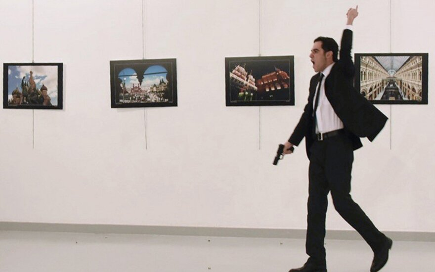 В Турции начинается суд по делу об убийстве посла РФ в Анкаре