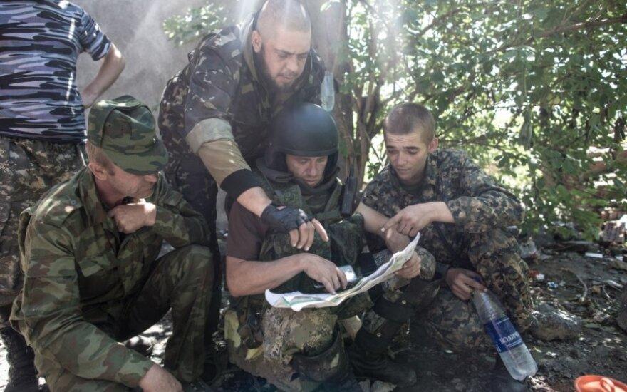 Украина: говорят о грядущем логическом завершении антитеррористической операции