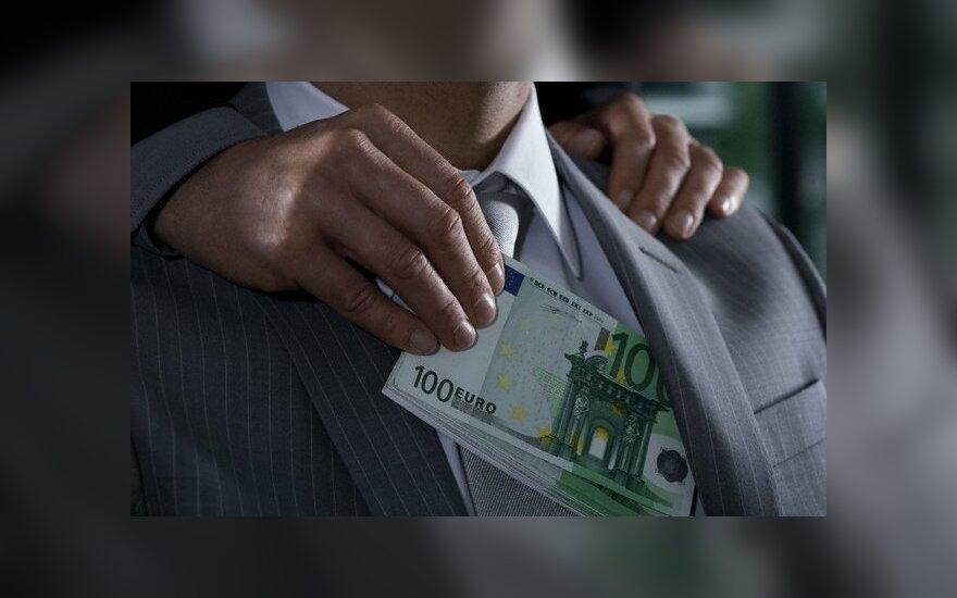 Размер взятки в России - месячная зарплата чиновника