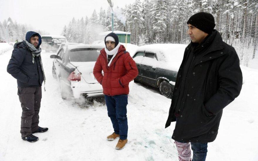 Норвегия передумала выдворять беженцев обратно в Россию