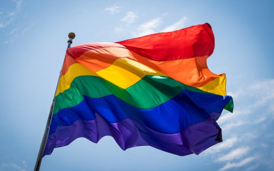 LGBT vėliava