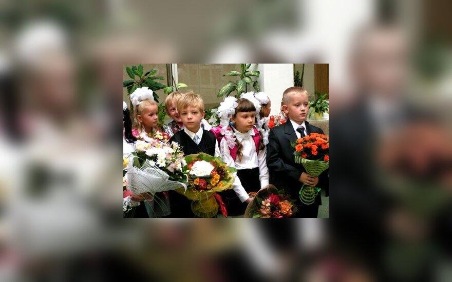Москва: в литовской школе учатся не только литовцы, но и латыши, таджики, армяне