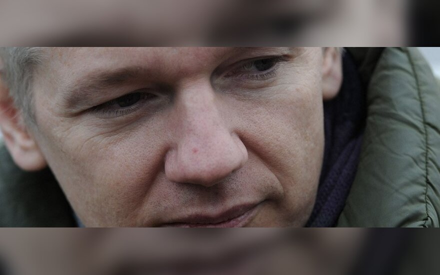 Julianas Assange`as